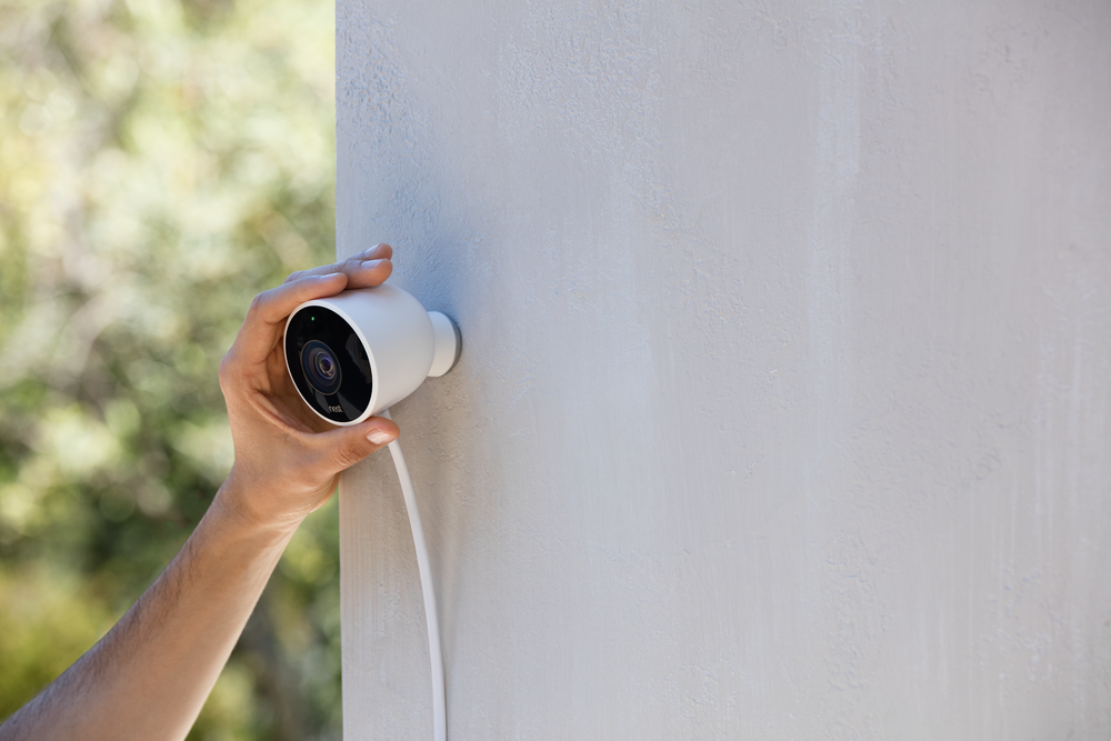 The new Nest Cam Outdoor.