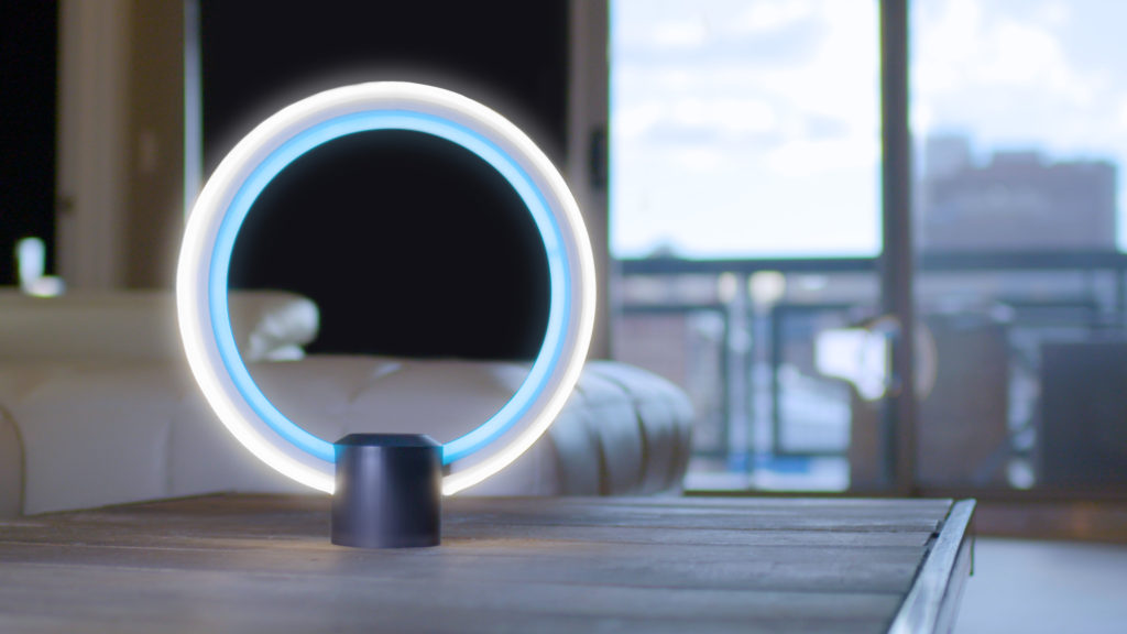 What do you guys think of this new Alexa-enabled lamp from GE?