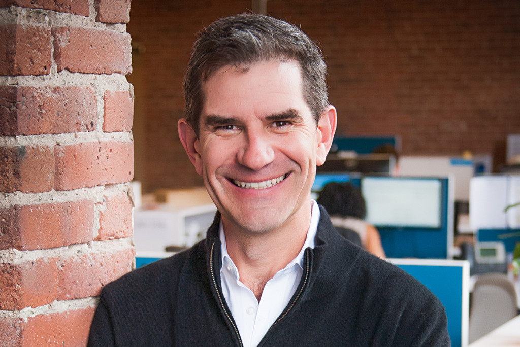 Michael Simon, CEO and Chairman of LogMeIn