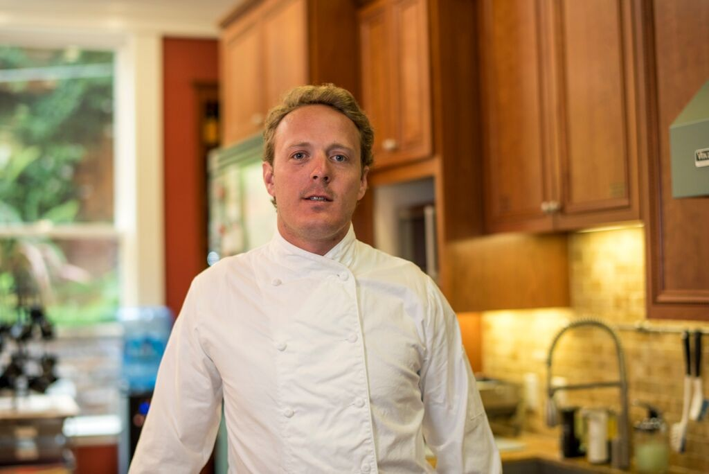 Ryan Baker, research chef at June.