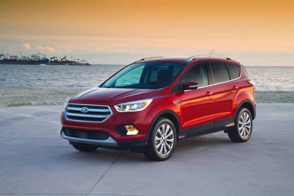 The 2017 Ford Escape is possibly the smartest car Ford has to offer said Butler.